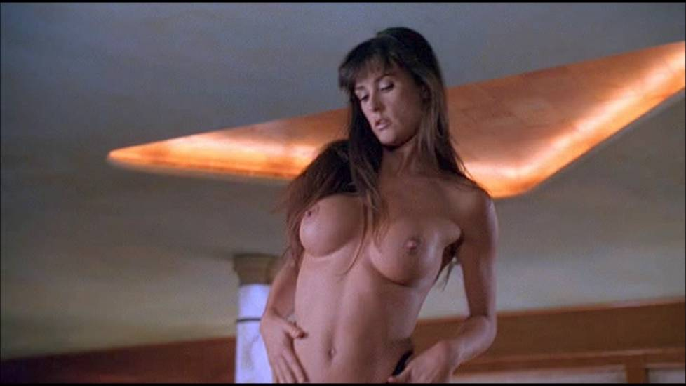 Demi Moore Topless Scene In Striptease Movie