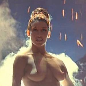 Gina Gershon Nude Scene In Showgirls Movie