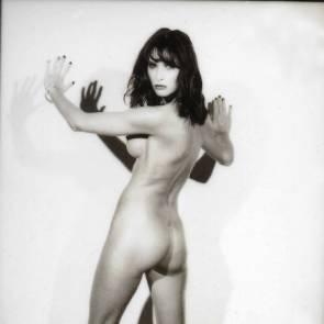 Melania Trump nude young