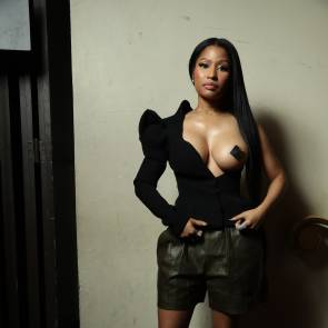 Nicki Minaj Nude Pics and Sex Tape PORN Video [2020 Update] 81
