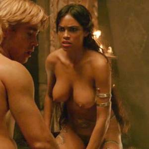 Rosario Dawson Nude Sex Scene In Alexander Movie