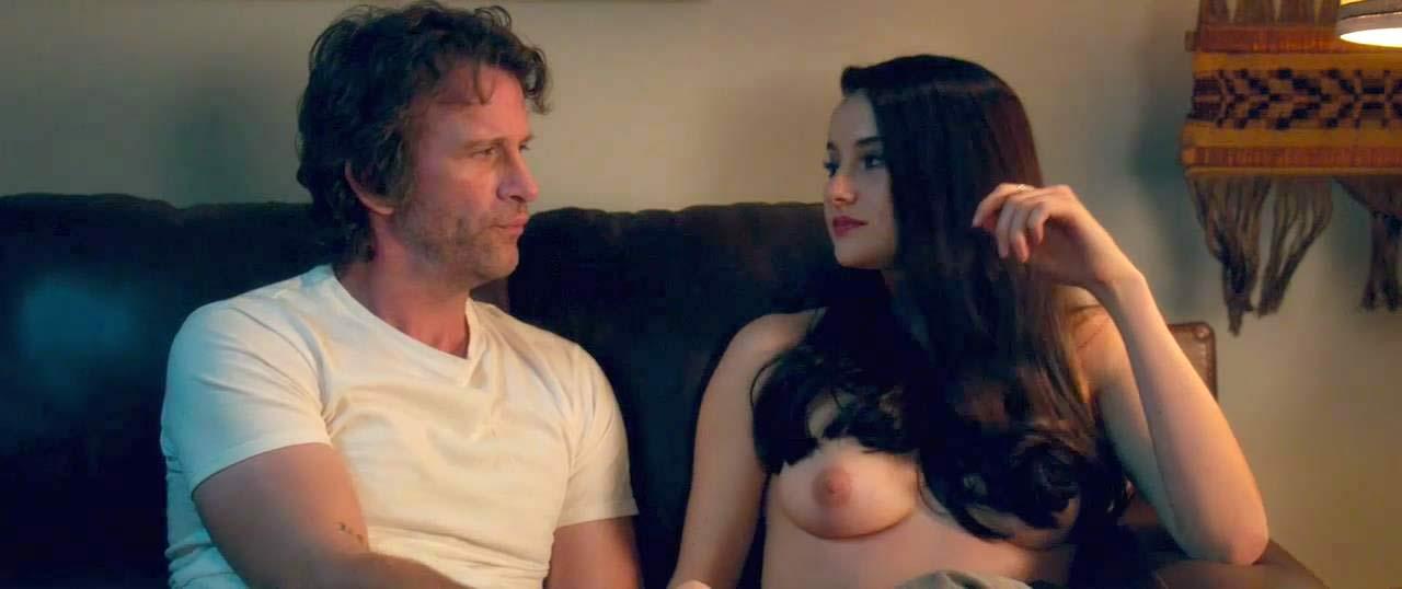 Shailene woodley nude boobs