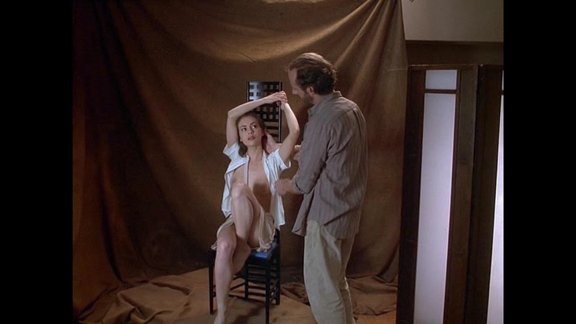 Alyssa Milano Nude Free alyssa milano nude scene in poison ivy 2 movie - free video