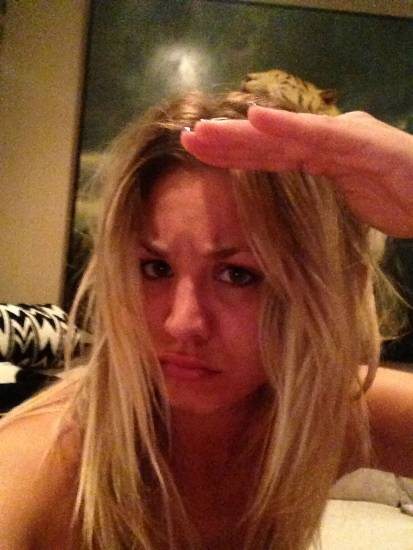 Kaley Cuoco Nude Photos and Leaked Private PORN video 2