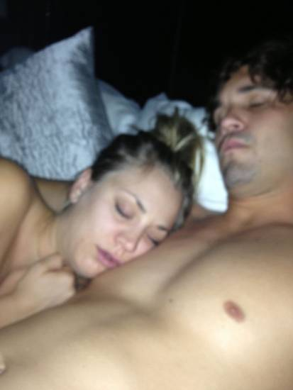 Kaley Cuoco sex tape preview image