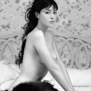 Monica Bellucci Naked Pics