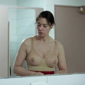Monica Bellucci Nude Boobs And Nipples In Ville-Marie Movie