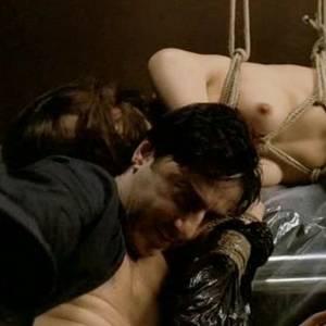 Olga Kurylenko Nude Boobs In Le Serpent Movie
