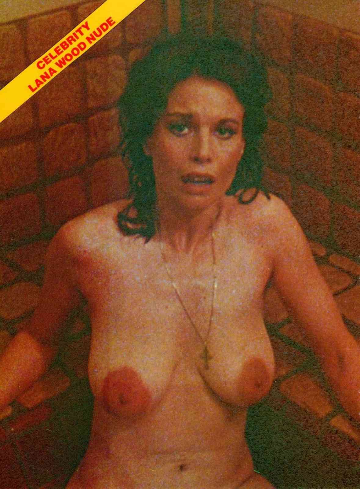 Can read Nude lana wood in pinkworld sorry