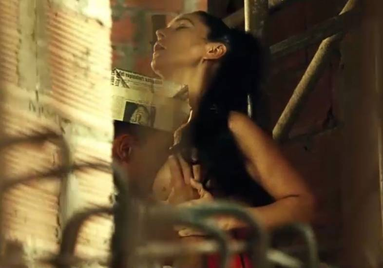 Monica Bellucci Nude Sex Scenes 34