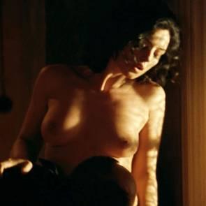Monica Bellucci nude tits