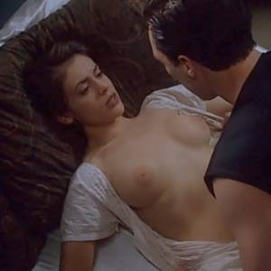 Alyssa Milano Nude Sex Scene In Embrace of the Vampire