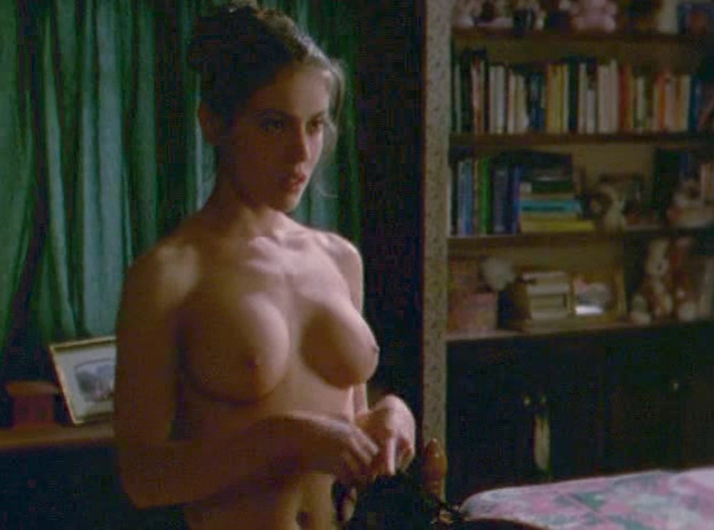 Alyssa milano sexy photo shoot video