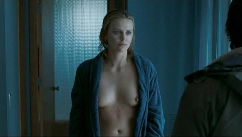 from Zachary monster charliez theron nude scene
