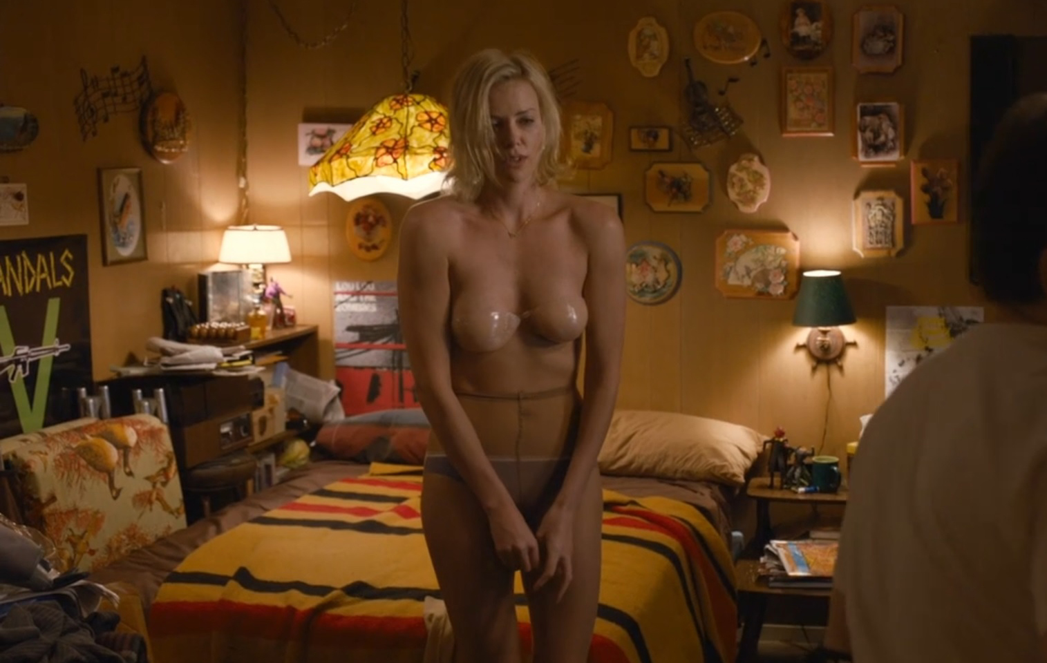 charlize theron young nude