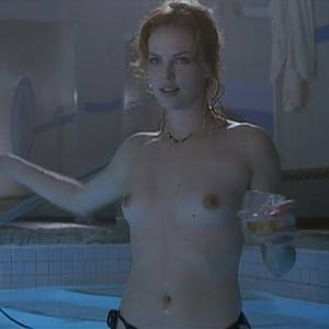Charlize Theron Nude Sex Scene In Reindeer Games
