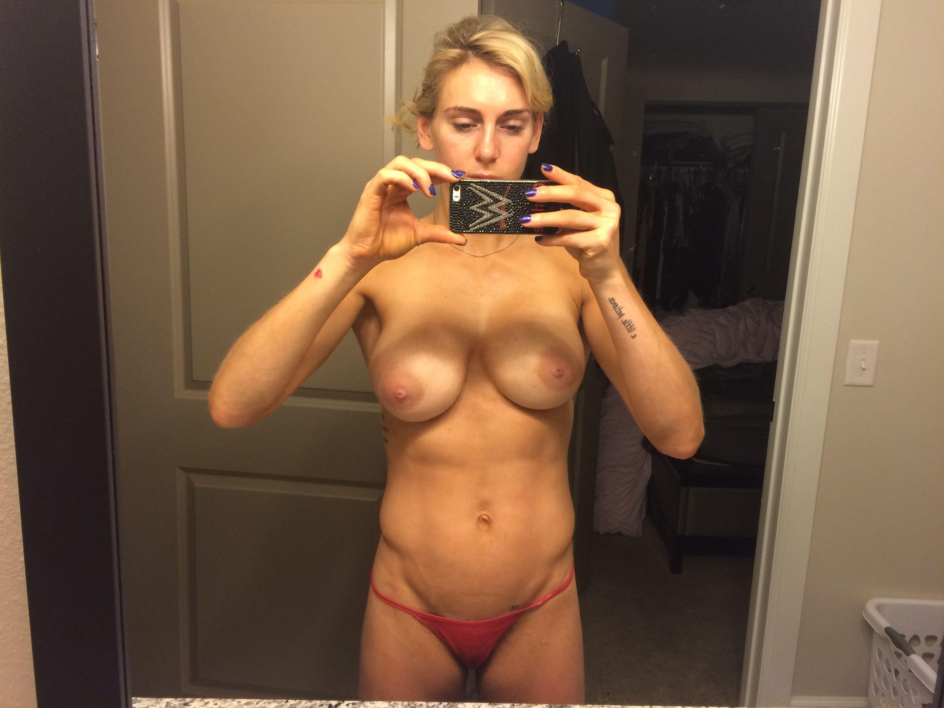 Nude Charlotte Flair