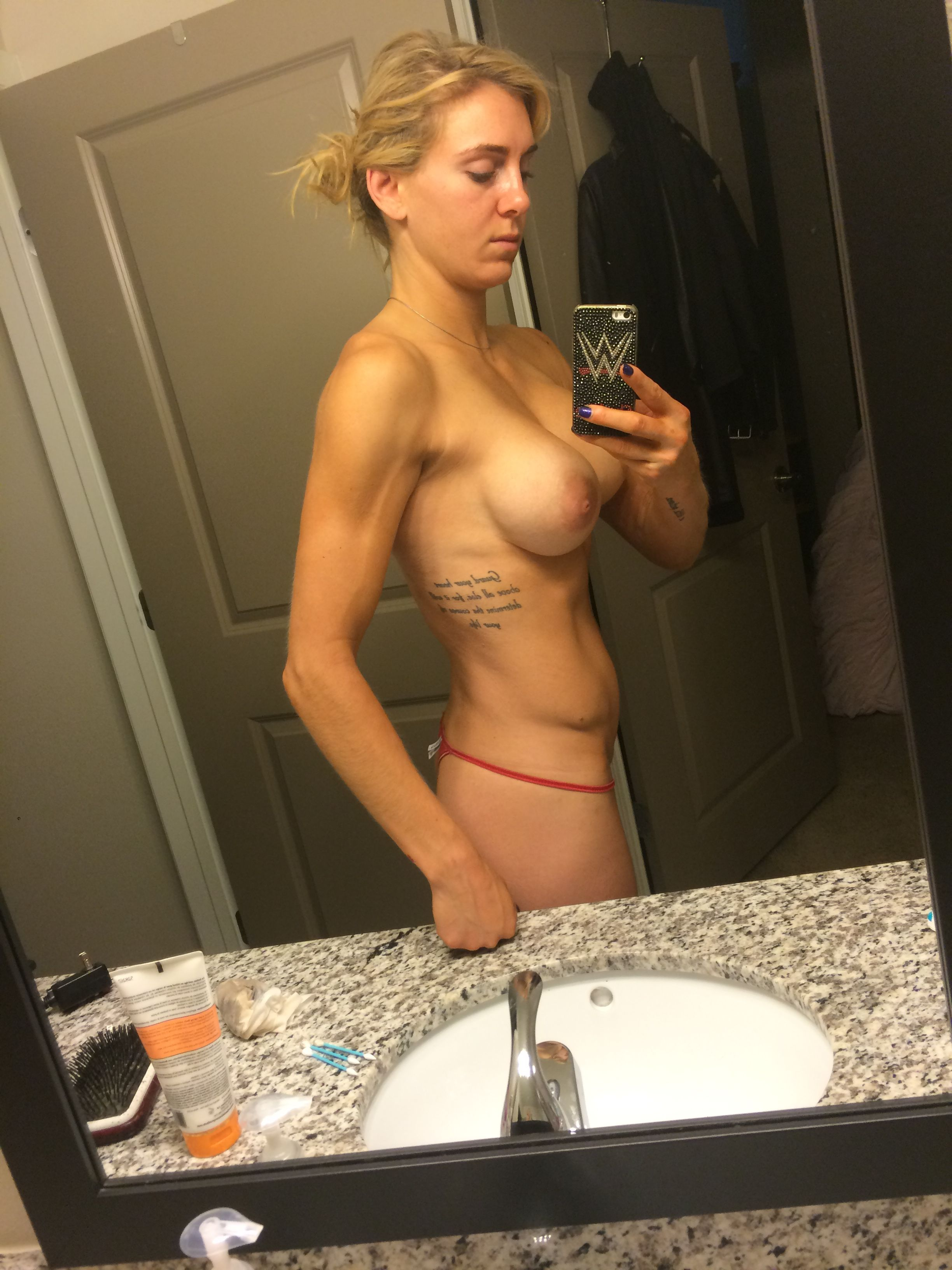 Charlotte Flair Nude Photos Leaked Online ! - Scandal Planet