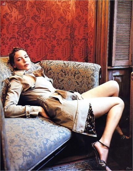 Connie Nielsen Nude Pics & Topless Sex Scenes Compilation 51