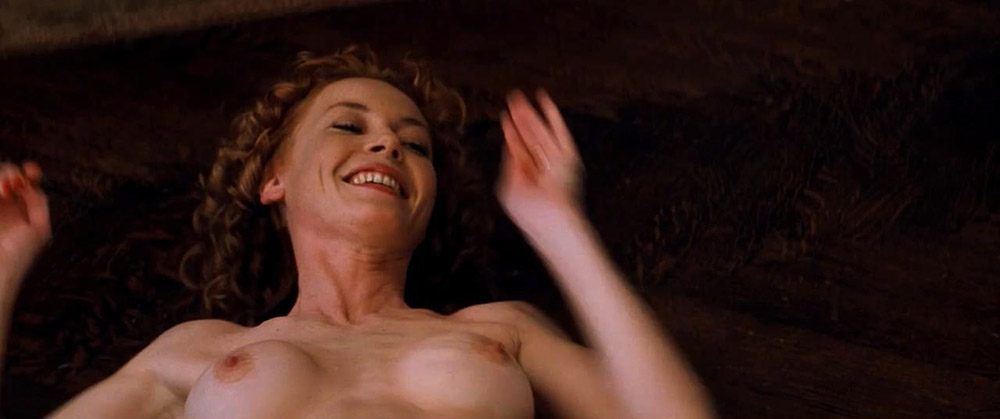 Connie Nielsen Nude Pics & Topless Sex Scenes Compilation 4