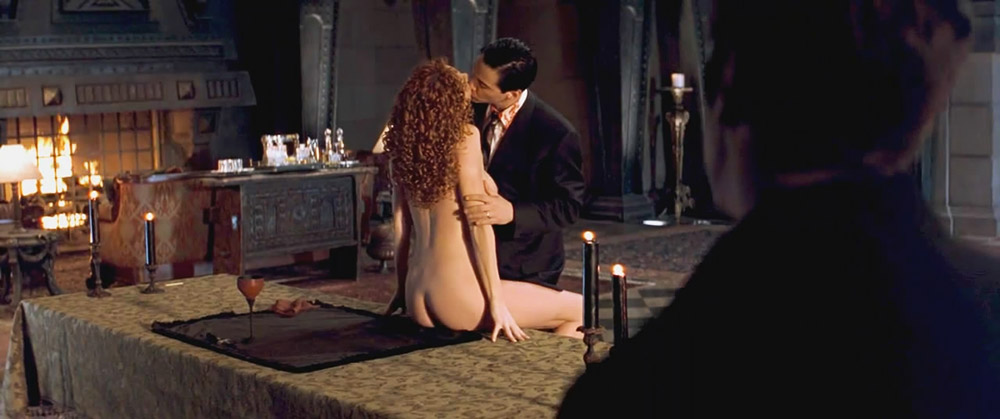Connie Nielsen Nude Pics & Topless Sex Scenes Compilation 9