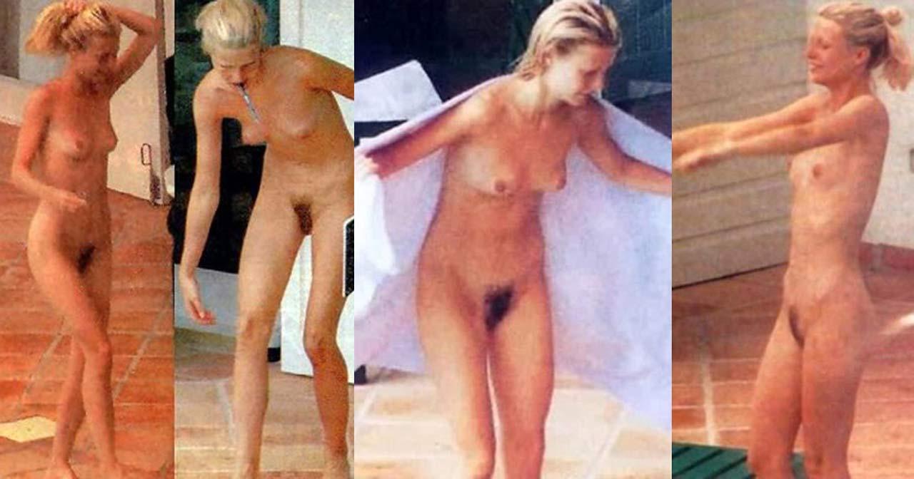 gwyneth paltrow nude and bikini pics - scandal planet