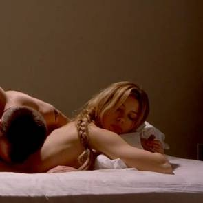 Jessica Biel Nude Scene In London Movie
