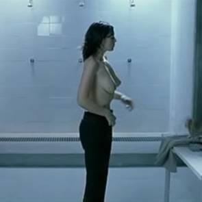 Monica Bellucci Nude Scene In Agents Secrets Movie