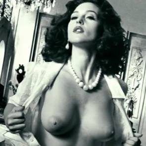 Monica Bellucci Nude Boobs And Nipples In Malena