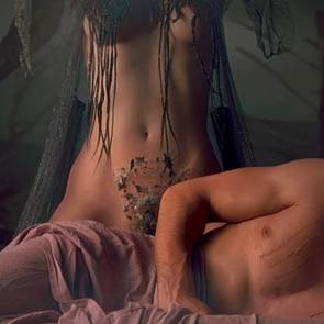 Monica Bellucci Nude Scene In Brotherhood of the Wolf Movie