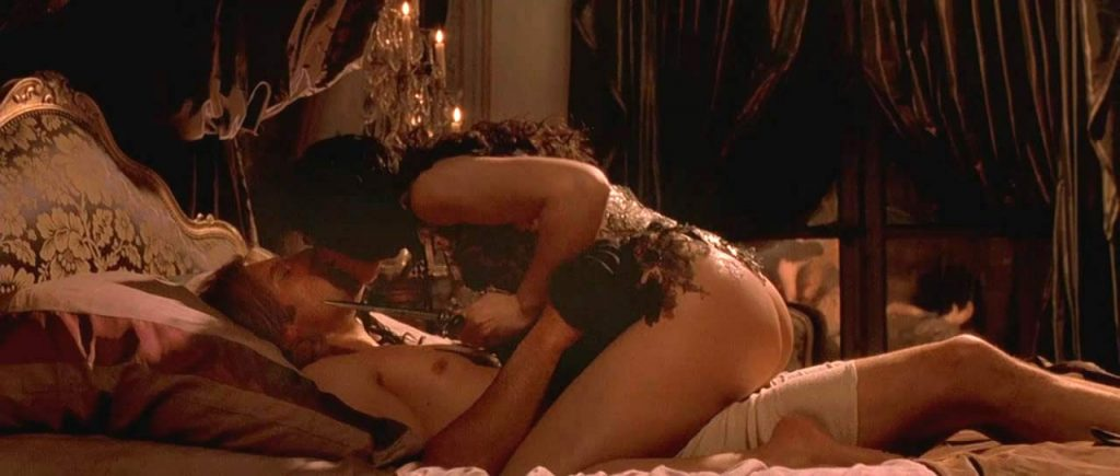 Monica Bellucci butt in sex scene