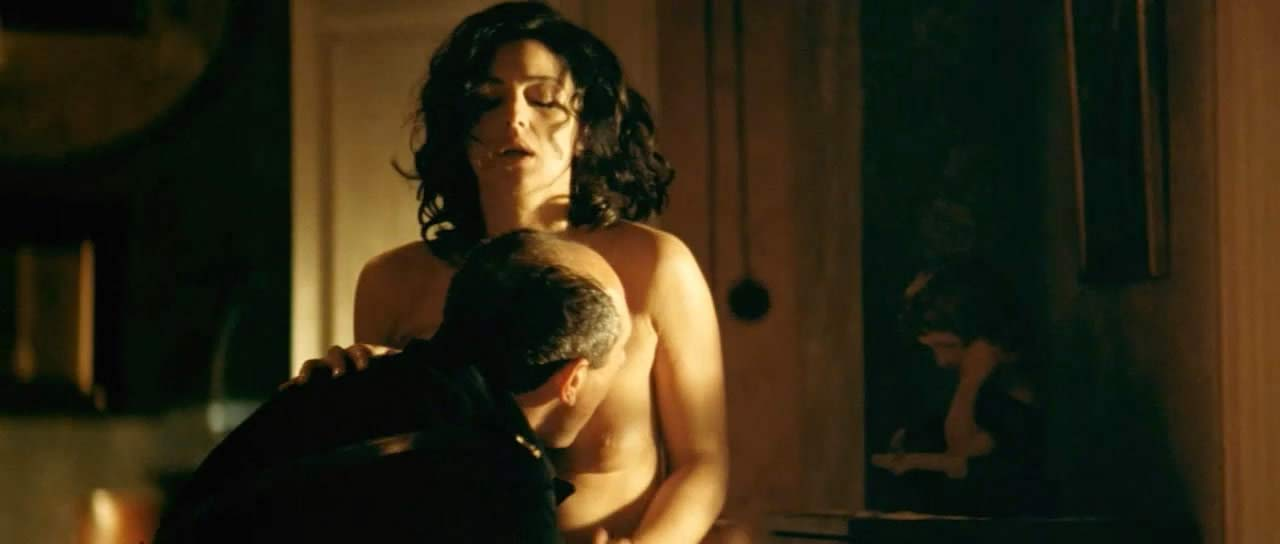monica naked movie clip Bellucci