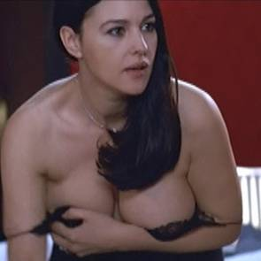Monica bellucci nude hot sex topic, very