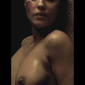 Monica Bellucci Nude Boobs And Bush In Le Concile De Pierre Movie