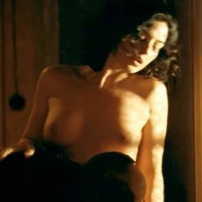 Monica Bellucci Nude Boobs And Sex In Malena Movie