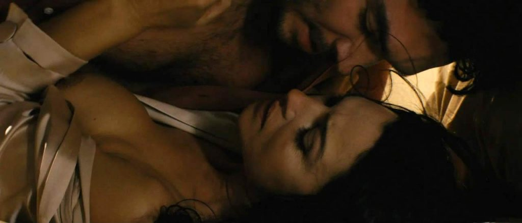 Monica Bellucci hard sex scene