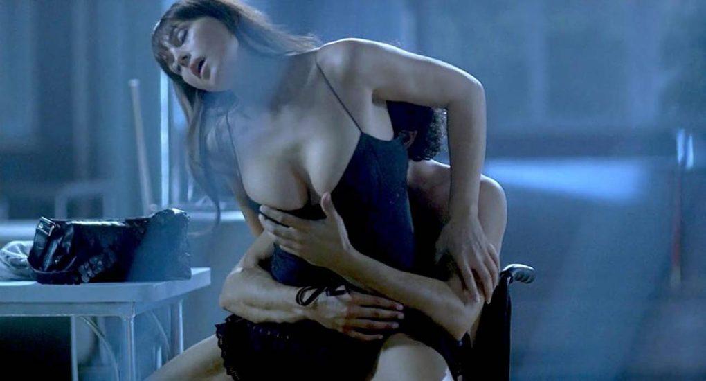 Monica Bellucci Nude Sex Scenes 25