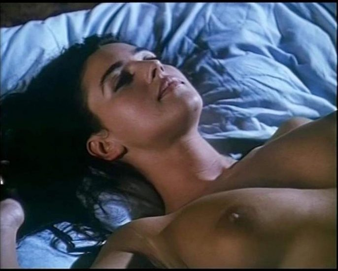 Monica Bellucci tits in naked scene
