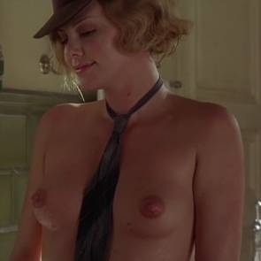 Charlize Theron Nude Scene In Head In The Clouds Movie