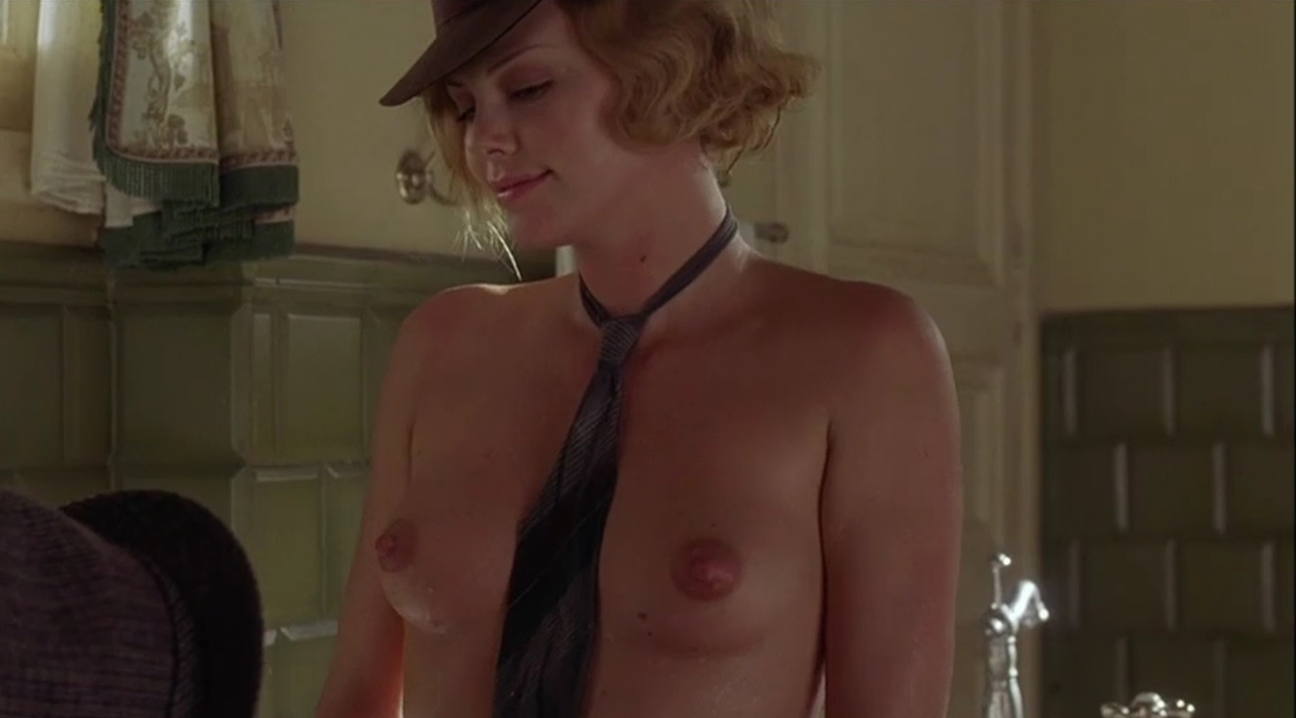 Charlize theron naked sex scene