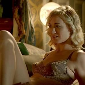 Yvonne Strahovski Hot Scene In Manhattan Night Movie