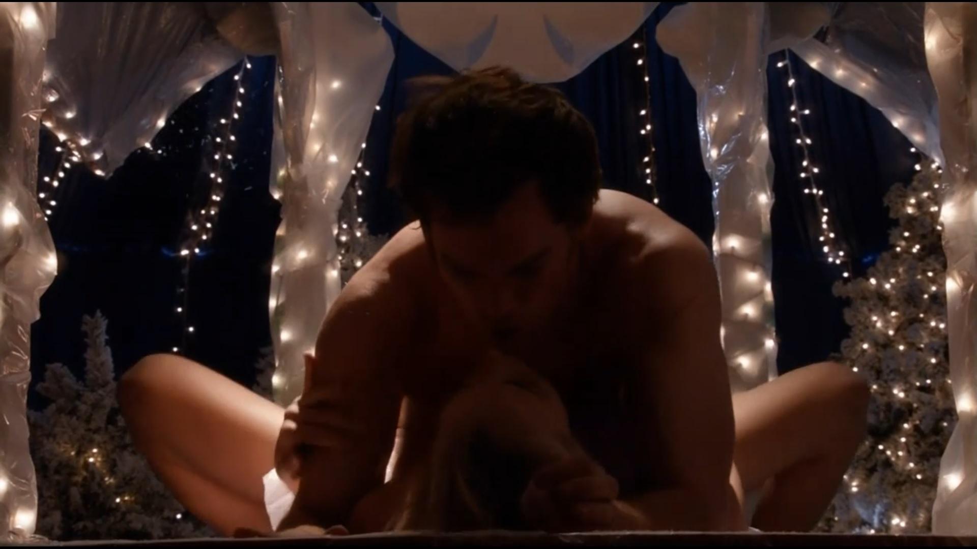 Yvonne strahovski nude body and sex scene in dexter - 1 part 1