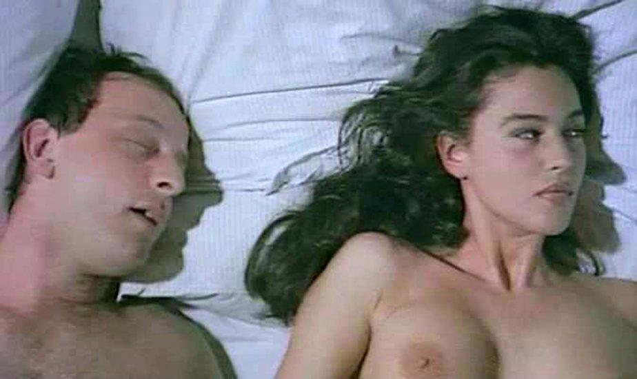 Monica Bellucci Nude Sex Scenes 53