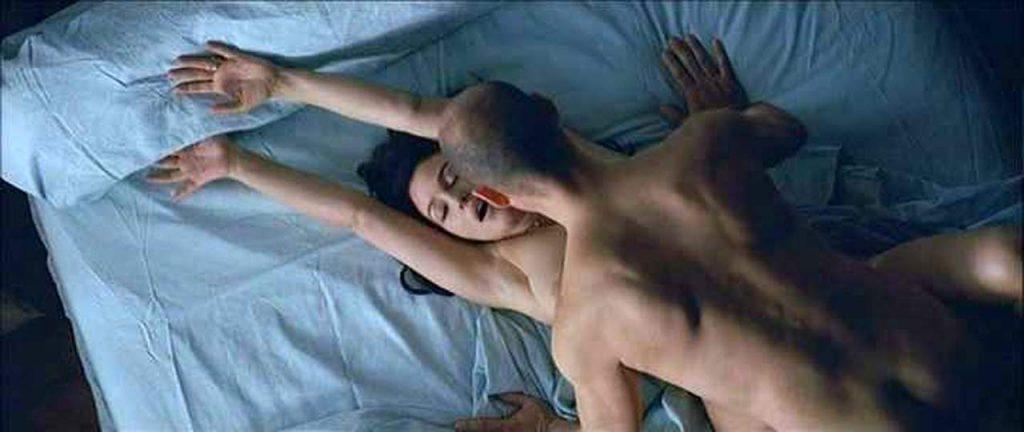 Monica Bellucci naked sex scene
