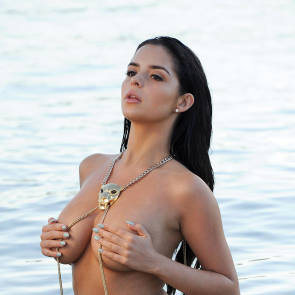 Demi Rose Nude LEAKED Pics & Porn Video Collection [2021] 94