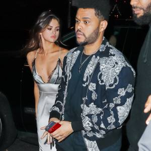 Selena Gomez Braless Sedeboob and See-Throu