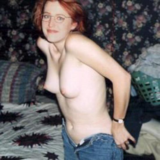 Gillian Anderson Nude LEAKED Photos And Topless Sex Scenes 3