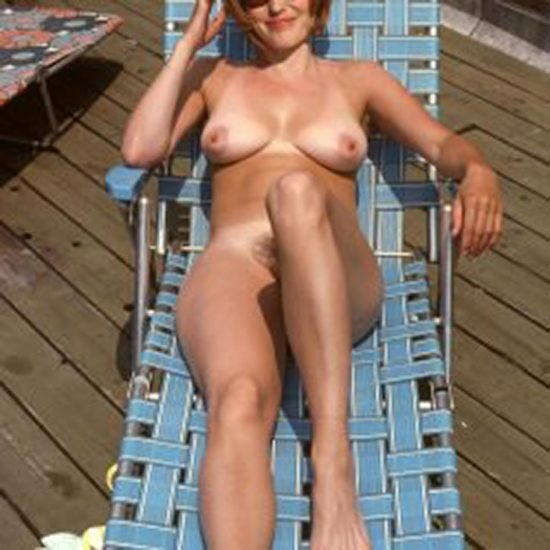 Gillian Anderson Nude LEAKED Photos And Topless Sex Scenes 8