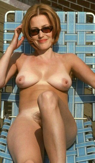 Gillian Anderson Nude LEAKED Photos And Topless Sex Scenes 9
