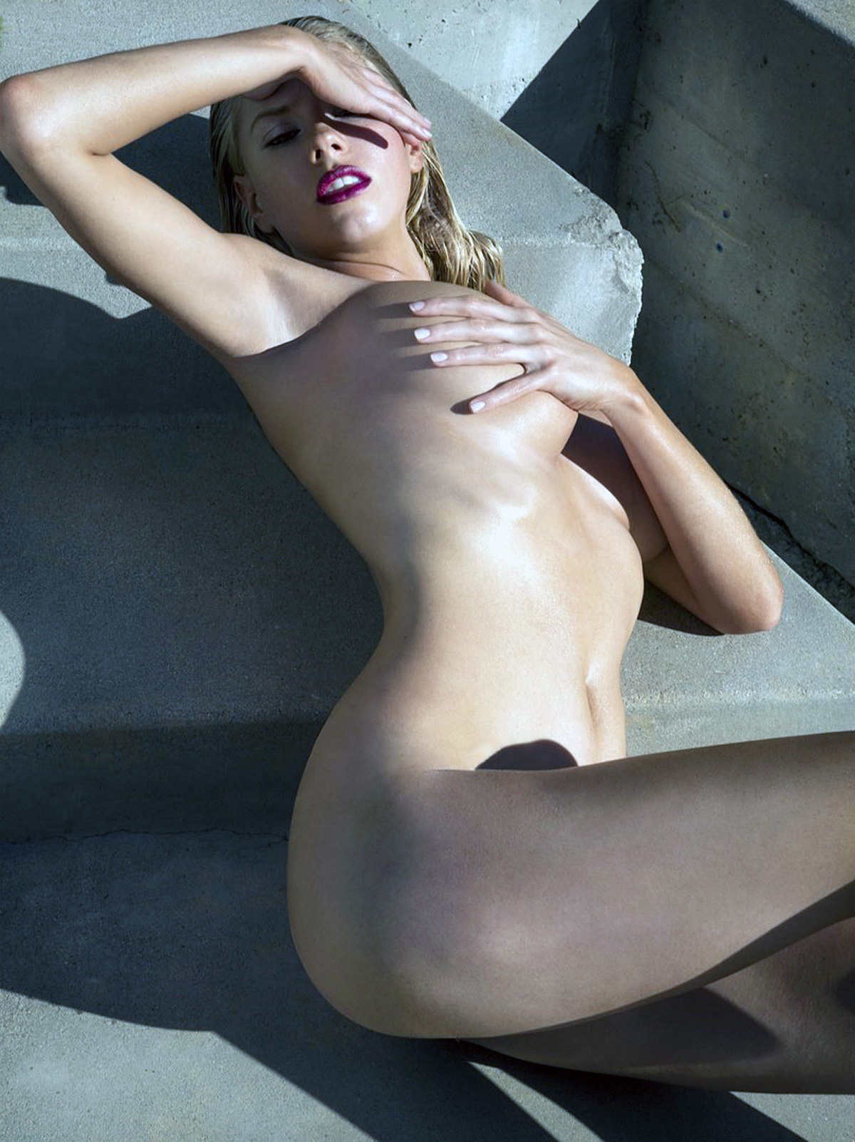 Charlotte McKinney Nude Cell Phone Photos Leaked - 2019 year